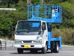 エルフトラック9.9m デッキ車