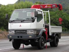 キャンター2t 4WD 3段ラジコンフックイン