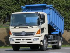 ヒノレンジャー6.9t 増トン土砂禁ダンプ
