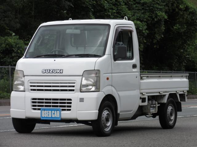 スズキ KU 5MT 2WD