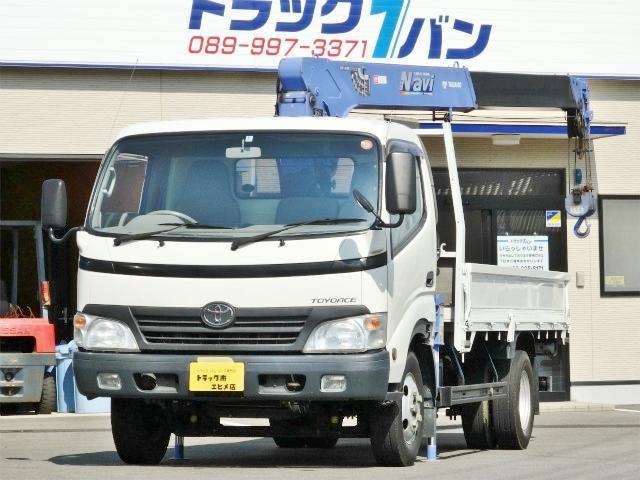 トヨタ 2t ワイドロング 4段ラジコンフックイン