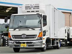 ヒノレンジャー2.65t ワイド 冷蔵冷凍車 パワーゲート付