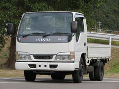 エルフトラック1.5t 低床 4WD 平ボデー