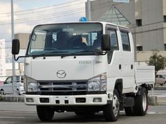 タイタントラック1.5t 4WD 全低床 Wキャブ