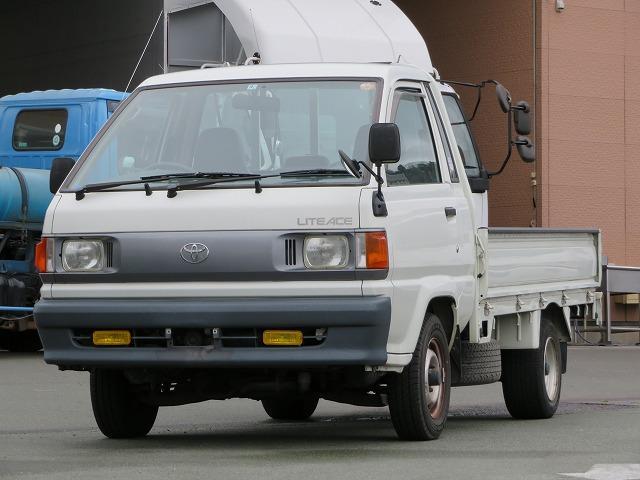 トヨタ 1t 低床
