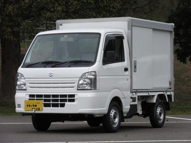 スズキ 350kg 保冷車