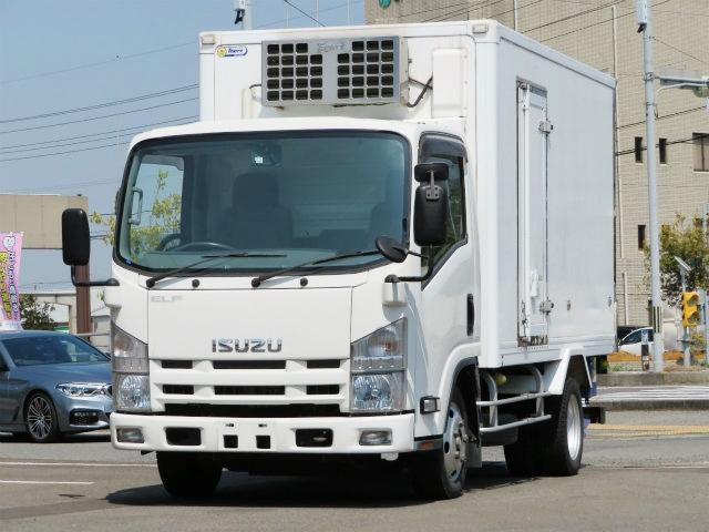 いすゞ 1.8t 11尺 冷蔵・冷凍車