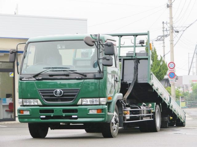 日産ディーゼル 6t 増トン セルフローダー