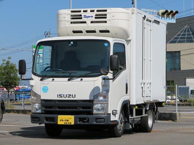 いすゞ 2t 冷蔵・冷凍車