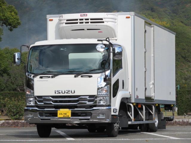 いすゞ 2.6t ワイド 冷蔵・冷凍車P/G
