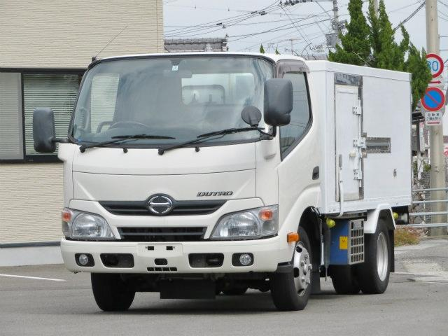 日野 2t 冷蔵・冷凍車