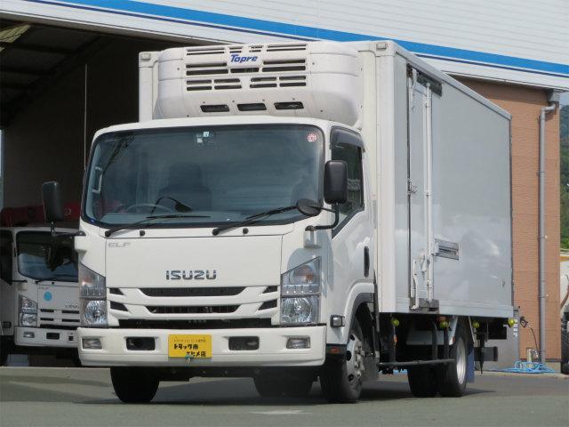 いすゞ 3t ワイド超ロング 冷蔵・冷凍車