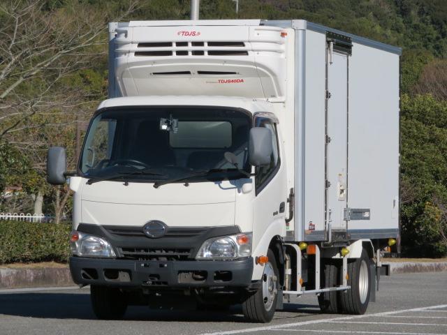 日野 2t ロング 冷蔵・冷凍車