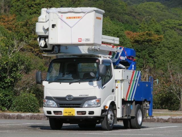 日野 14.6m 高所作業車