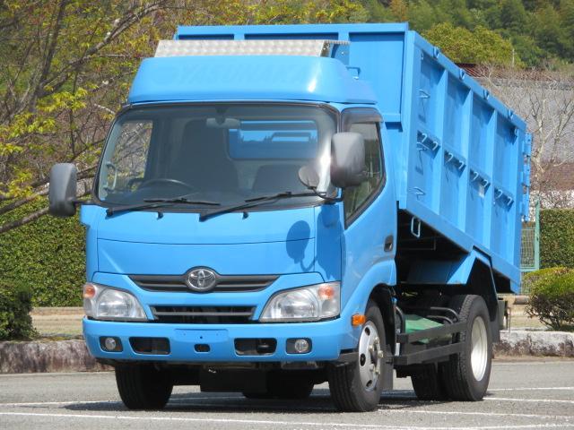 トヨタ ダイナトラック 3t 土砂禁ダンプ