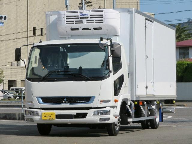 三菱ふそう ファイター 2.35t ワイド 冷蔵・冷凍車 パワーゲート