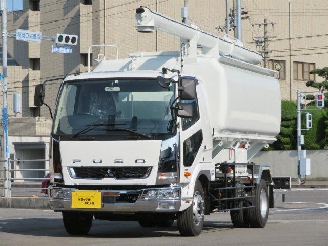 三菱ふそう ファイター 7.15t 増トン 飼料運搬車