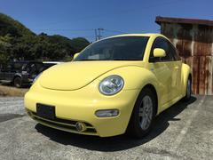 VW ニュービートルサンルーフ 革シート