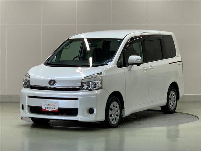 トヨタ X キーレスエントリー HDDナビ フルセグTV 3列シート