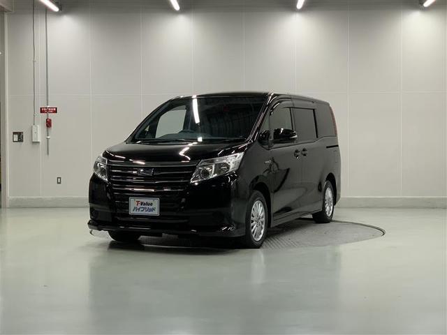 トヨタ ハイブリッドX メモリーナビ フルセグ スマートキ- ETC