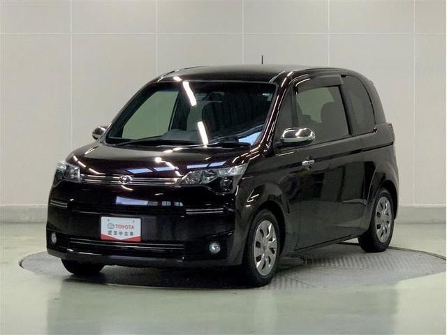 スペイド(トヨタ) F クイーンII 片側電動スライドドア スマートキ− CD 中古車画像