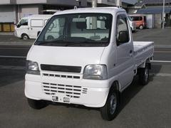 キャリイトラックKUスペシャル  エアコン パワステ 4WD