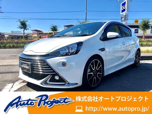 トヨタ G G's トヨタセーフティセンス/純正ナビ/フルセグTV/Bluetooth/ハーフレザーシート/LEDヘッドライト