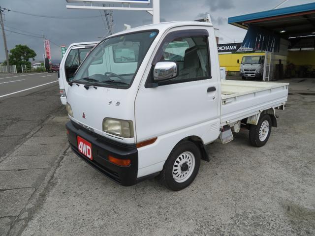 三菱 ミニキャブトラック 4WD (検2.10)