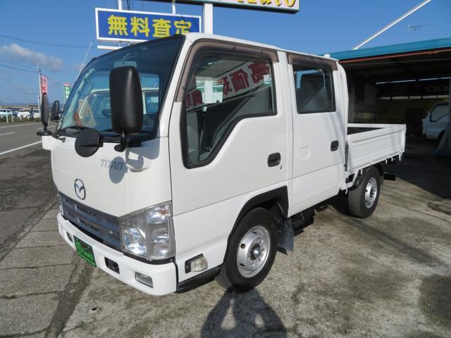 マツダ タイタントラック  3.0D 1.25t Wキャブ