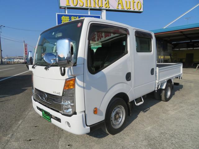 日産 アトラストラック  3.0D 1.25t Wキャブ