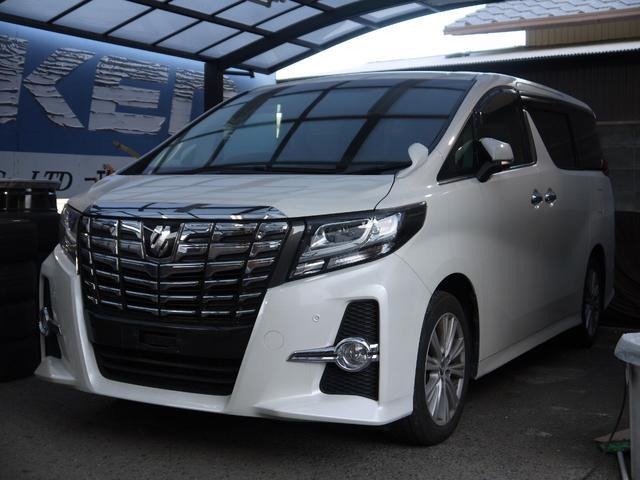 トヨタ 2.5Sナビ TV ETC バックカメラフリップダウン