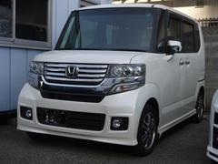 N BOX+カスタムG スローパー 福祉車両 ナビ TV バックカメラ ETC