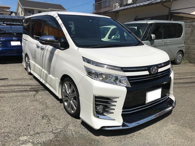 トヨタ ZS 煌 アルパインナビ フリップダウンモニタ 車高調 TV