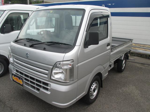 スズキ キャリイトラック KCエアコン・パワステ 5MT 2WD