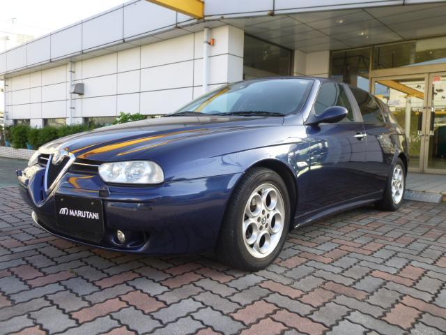 アルファロメオ 2.5 V6 24V Qシステム フェイズ2 チタンマフラー