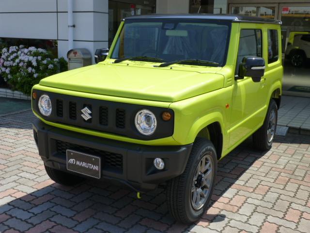 スズキ XC 届出済未使用車 セーフティサポート 4WD