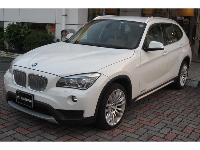 BMW xDrive 20i 正規ディーラー車/4WD/新車保証書/取扱説明書/純正ナビ/純正ETC/革シート/純正18インチAW/ランフラットタイヤ/バックカメラ/シートヒーター/HID/Bluetooth/右ハンドル