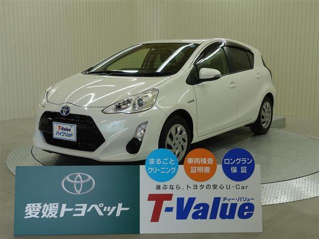トヨタ S メモリーナビ ワンセグ スマートキ- ETC ABS