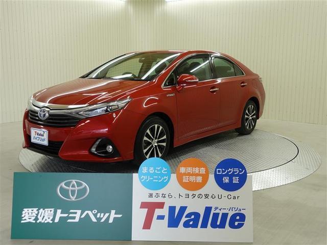 トヨタ S Cパッケージ HDDナビ フルセグ スマートキ- ETC