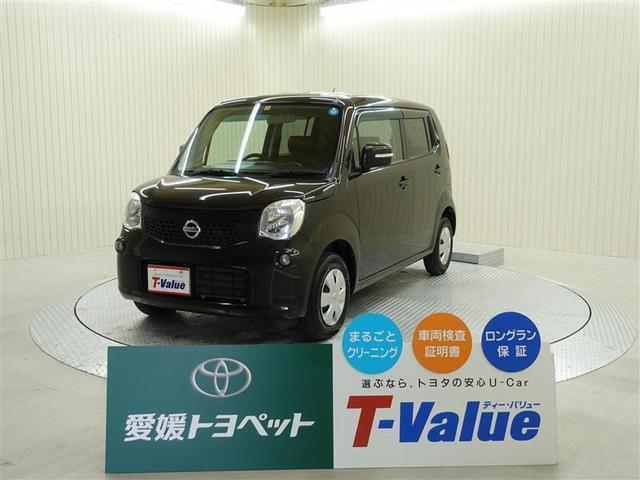 日産 X スマートキ- ベンチシート バックモニター ABS CD