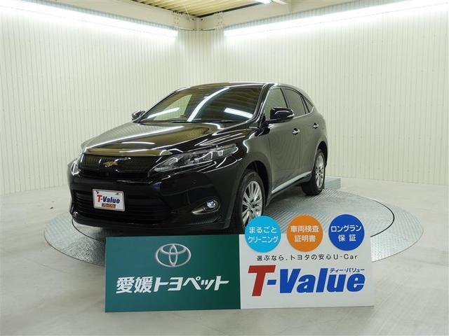 「トヨタ」「ハリアー」「SUV・クロカン」「愛媛県」の中古車