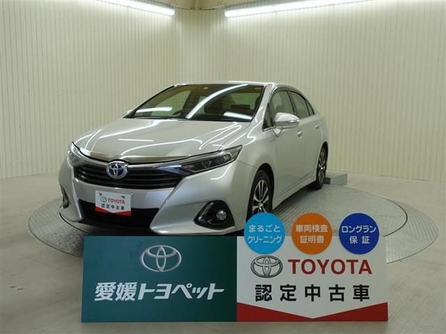 トヨタ S Cパッケージ メモリーナビ フルセグ スマートキー CD
