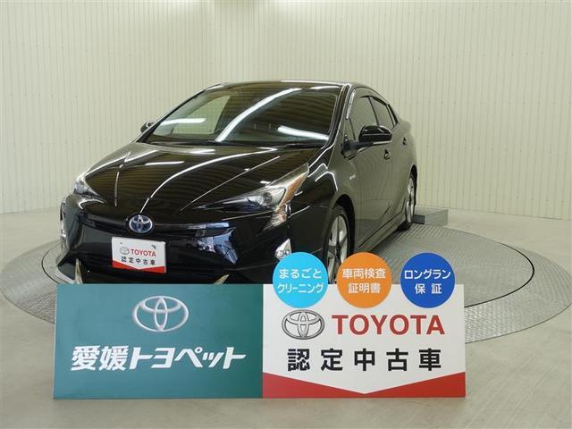 トヨタ Aプレミアム ツーリングセレクション 衝突被害軽減ブレーキ
