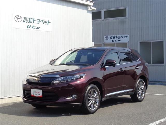 トヨタ ハリアー プレミアム バックモニター クルーズコントロール ETC