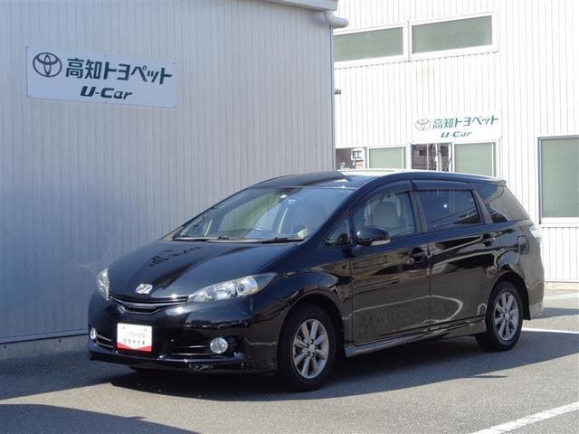 トヨタ 1.8G メモリーナビ フルセグTV スマートキー