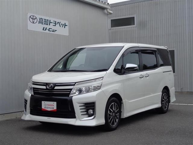 「トヨタ」「ヴォクシー」「ミニバン・ワンボックス」「高知県」の中古車