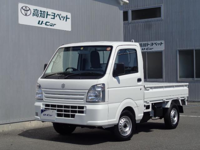 スズキ KCエアコン・パワステ 5MT ABS