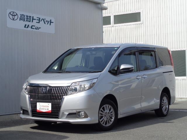 トヨタ エスクァイア Xi メモリーナビ フルセグTV バックモニター LEDヘッドライト