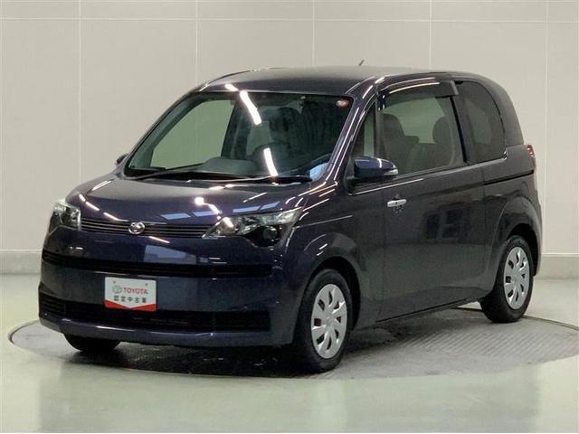 トヨタ スペイド F CD バックモニター 片側電動スライドドア スマートキ-