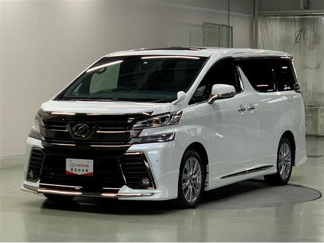 トヨタ Z Aエディション メモリーナビ フルセグTV 後席モニター
